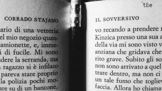 Il Sovversivo - Corrado Stajano immagine principale