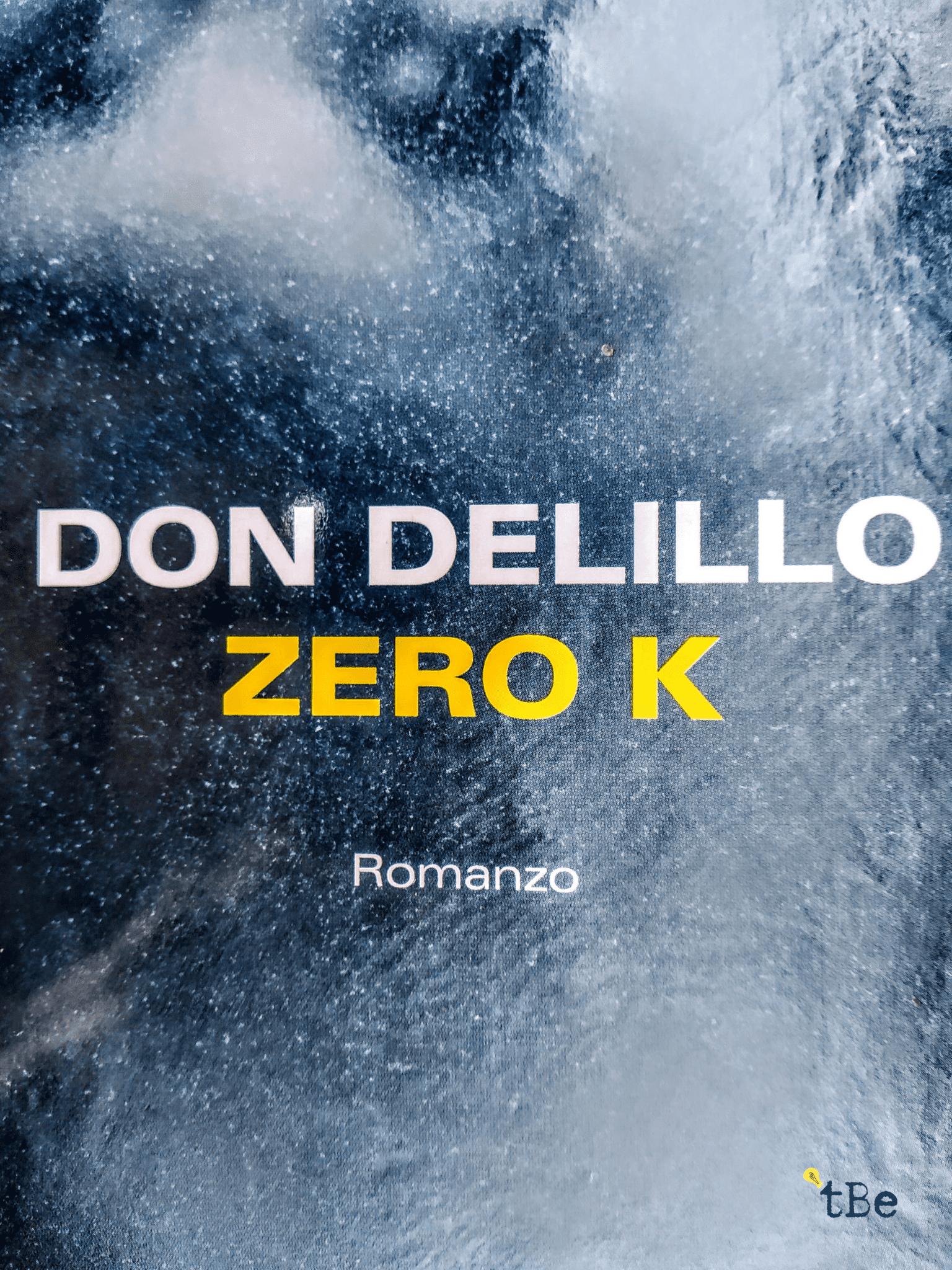 Don DeLillo Zero K immagine principale