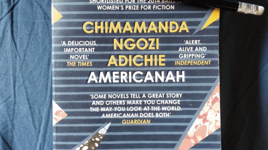 Chimamanda Ngozi Adichie immagine principale – Americanah