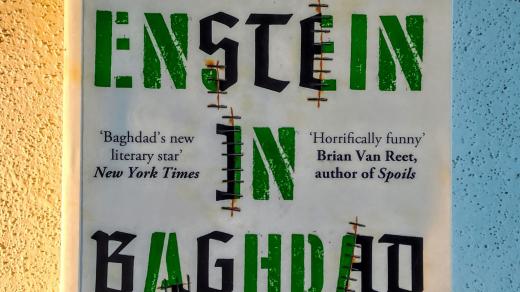Ahmed Saadawi - Frankenstein in Baghdad immagine principale