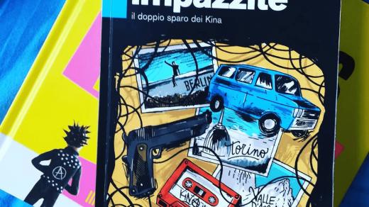 Gianpiero Capra & Stephania Giacobone – Come macchine impazzite immagine principale