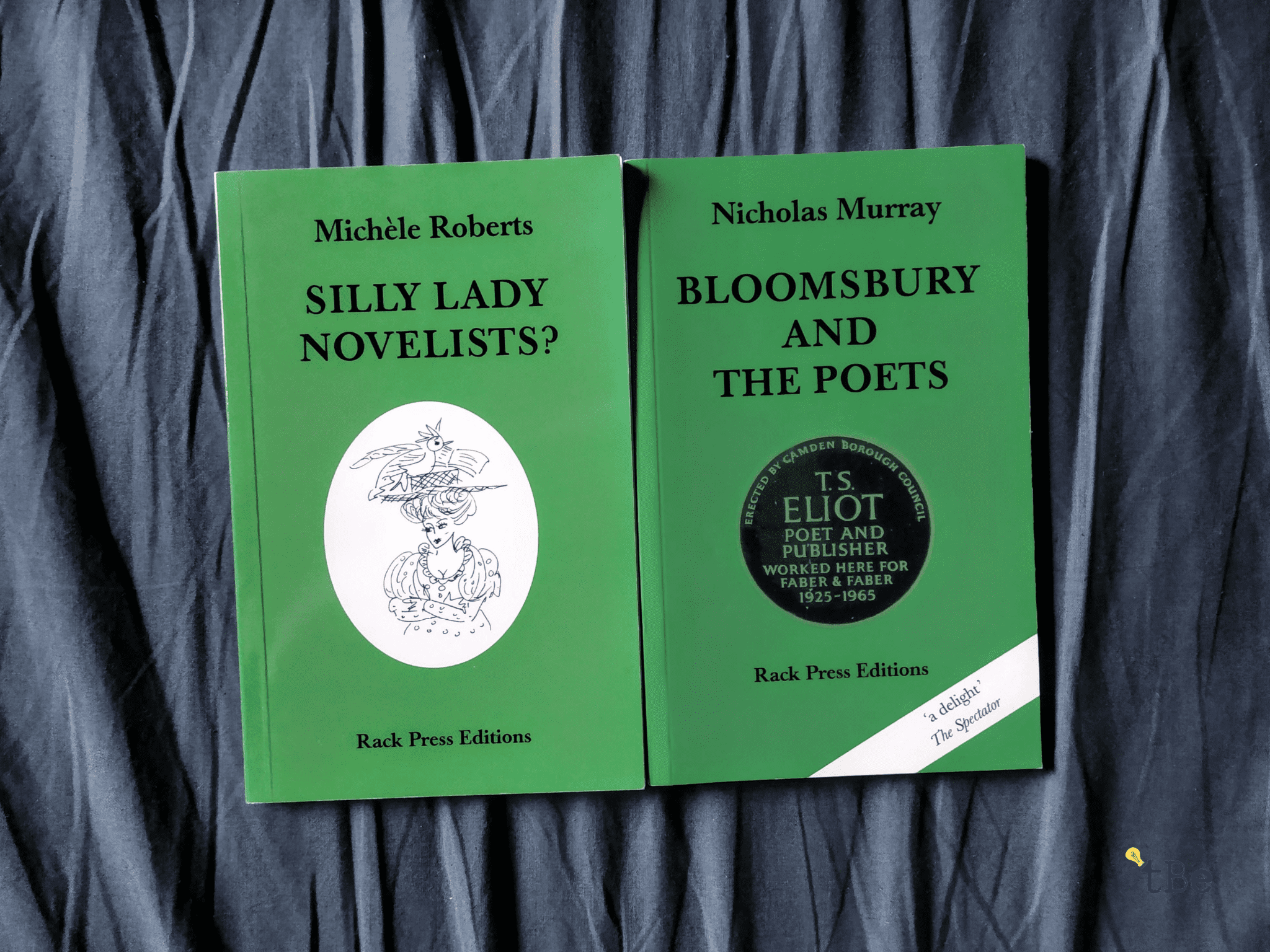 Bloomsbury and the poets di Nicholas Murray & Silly lady novelists? di Michèle Roberts immagine principale