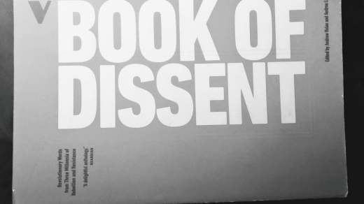 Verso Book of Dissent immagine principale