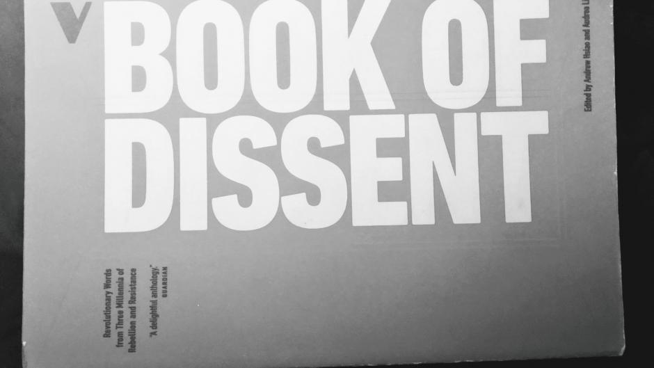 Verso Book of Dissent immagine principale