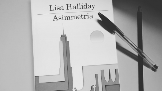 Lisa Halliday Asimmetria immagine principale