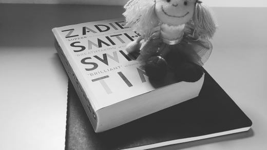 Zadie Smith Swing Time immagine principale