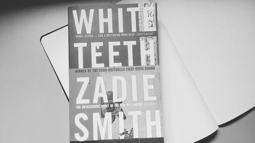 White Teeth Zadie Smith immagine principale