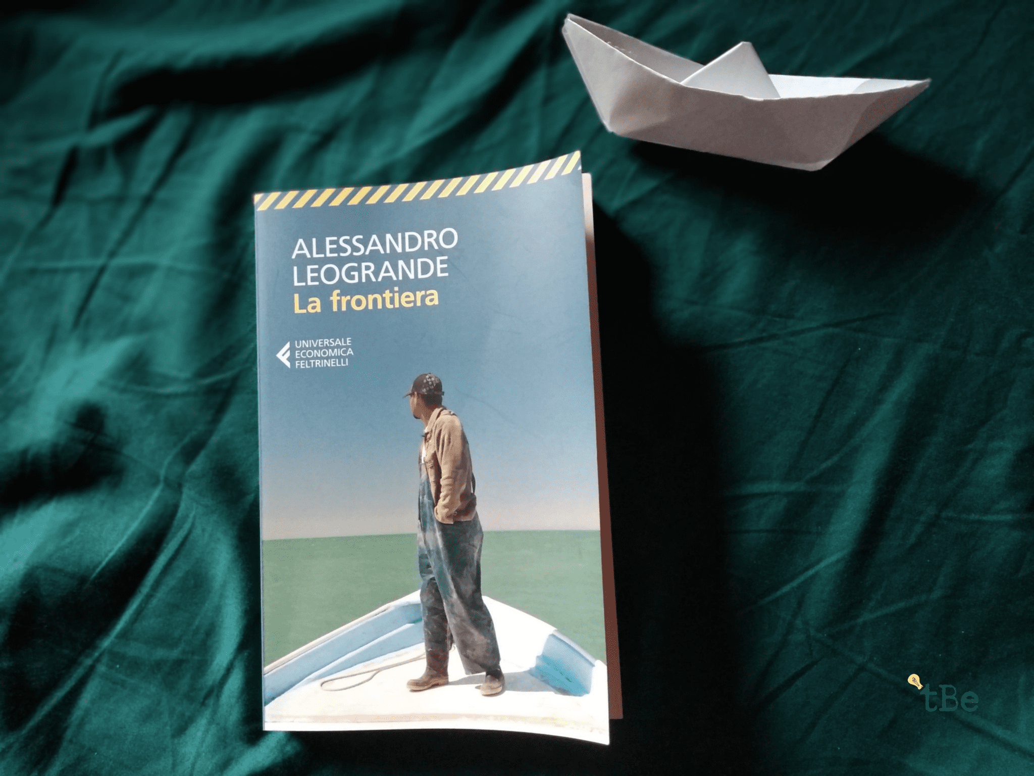 Alessandro Leogrande - La frontiera immagine principale