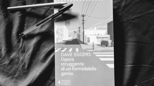 Dave Eggers - Opera struggente di un formidabile genio immagine principale