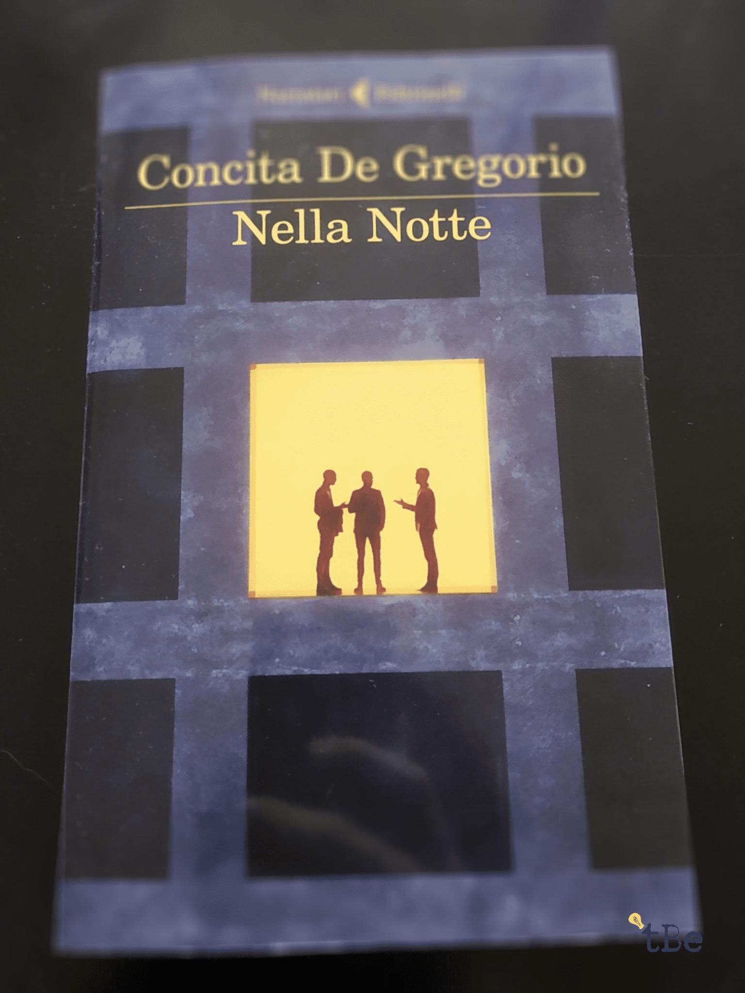 Concita De Gregorio - Nella Notte immagine principale