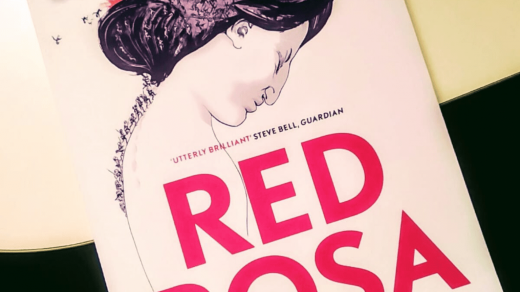 Red Rosa Kate Evans Verso