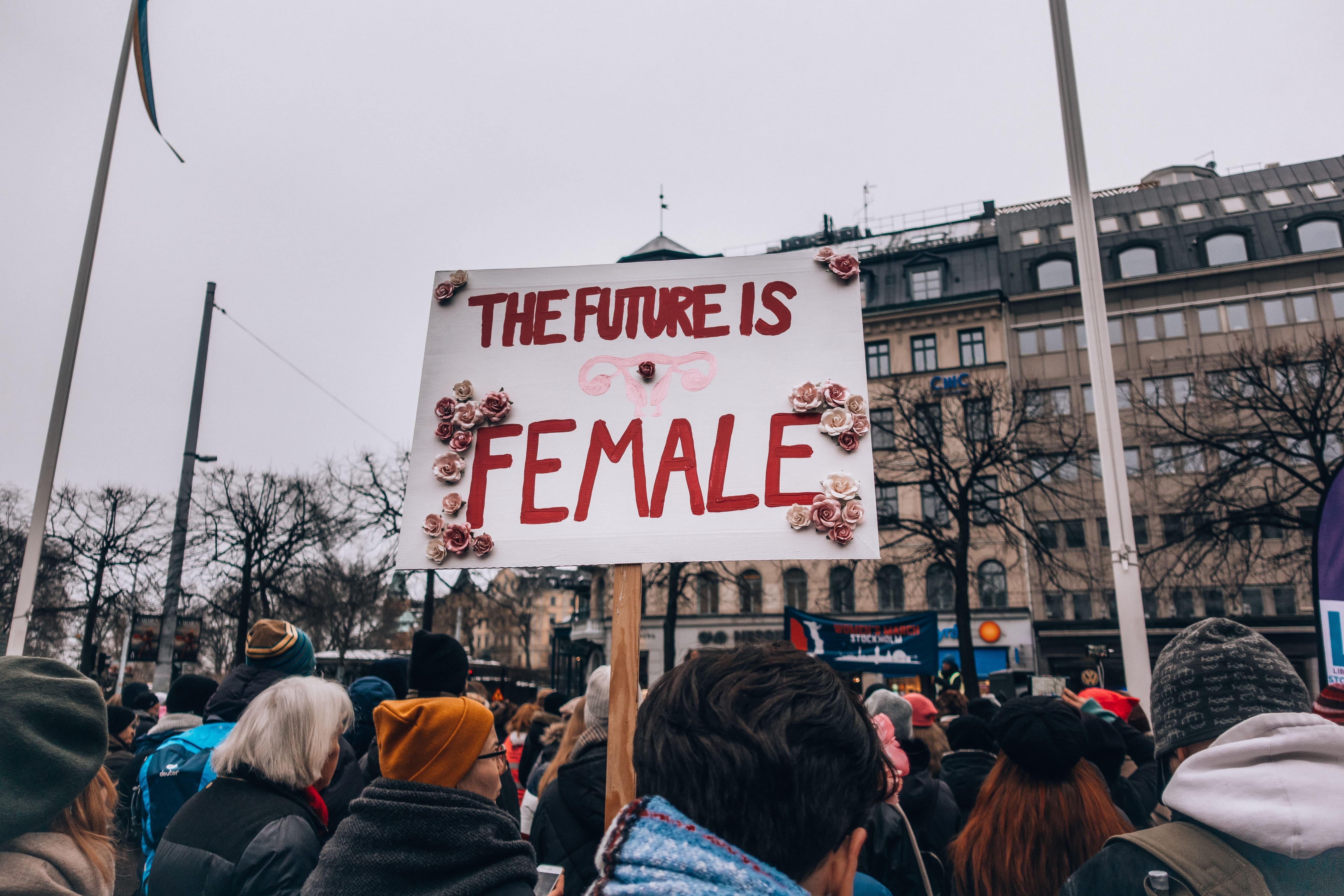 Il futuro è femmina