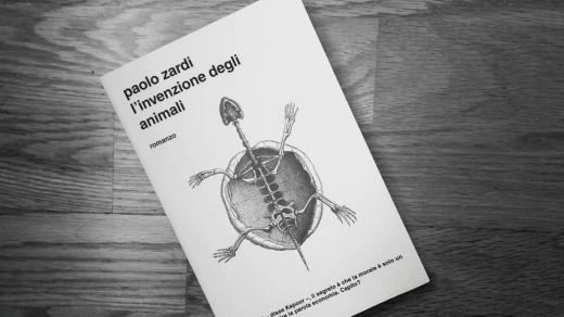 L'invenzione degli animali Paolo Zardi