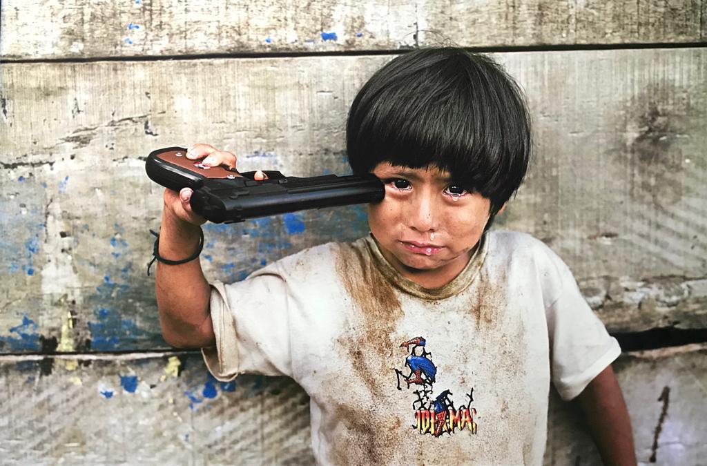 Steve McCurry Children
