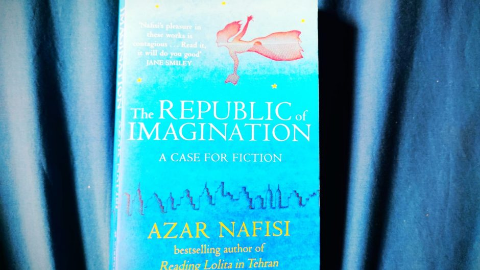 azar nafisi the repluci of imagination