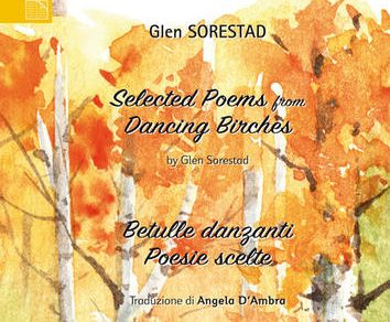 Glen Sorestad copertina libro poesie