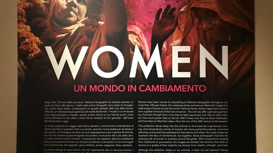 Women mostra fotografica Bologna