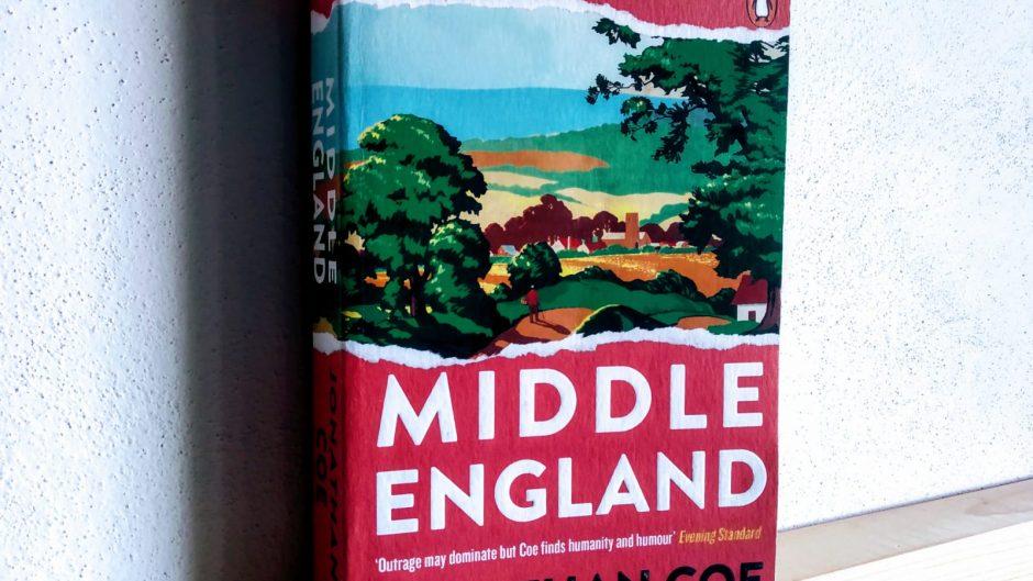 Copertina Middle England Jonathan Coe