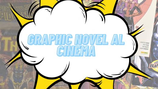 graphic novel al cinema