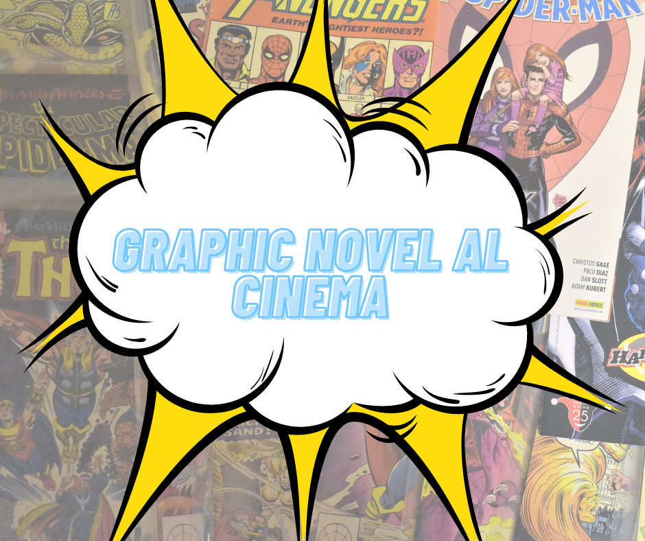 graphic novel al cinema