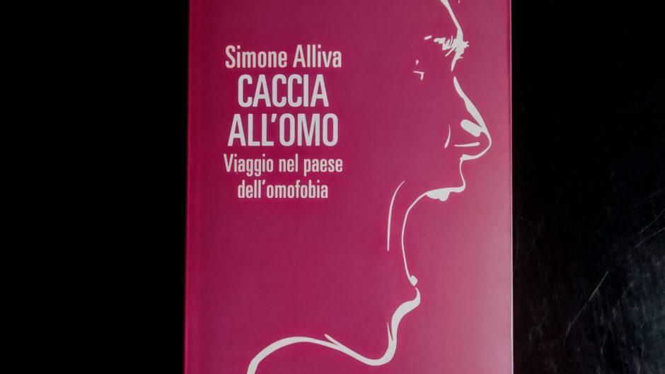 Simone Alliva Caccia all'Omo foto di copertina