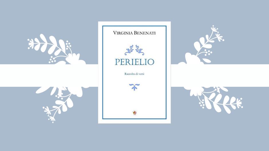 Perielio di Virginia Benenati Poesie Copertina