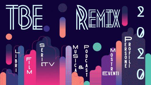 The Bookish Explorer TBE Remix 2020