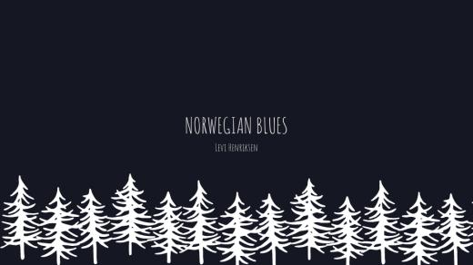 Norwegian Blues Levi Henriksen iperborea recensione