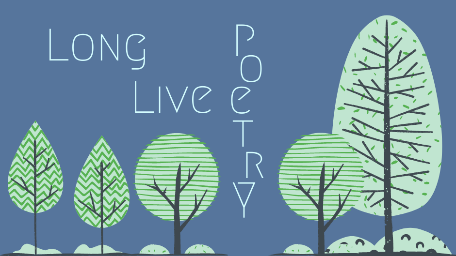 Long Live Poetry - cinque poet3 contemporane3