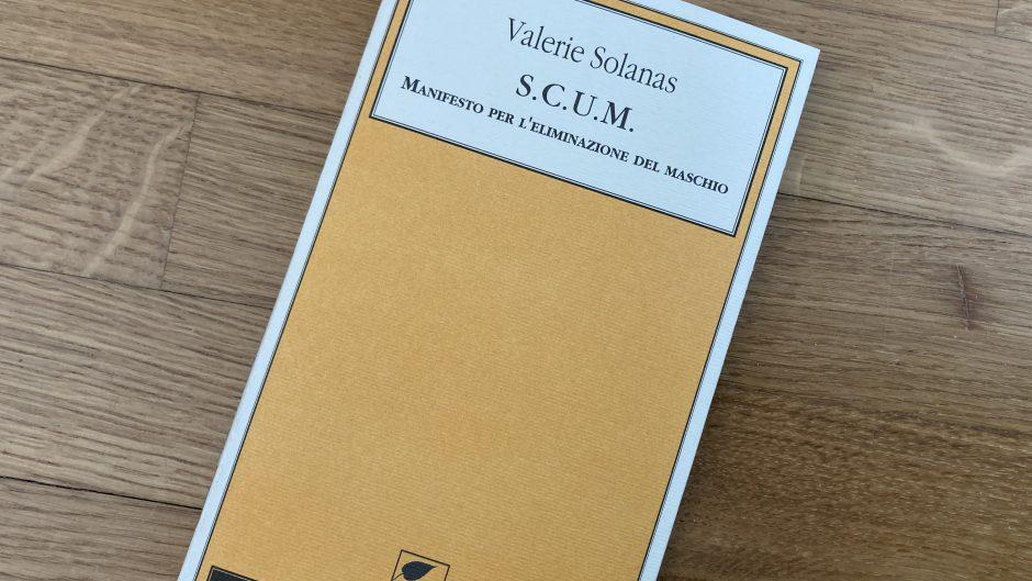 Valerie Solanas Scum