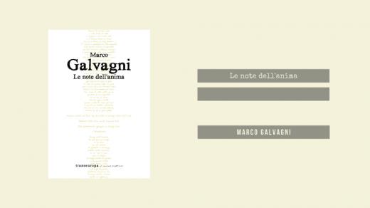 Marco Galvagni poesie