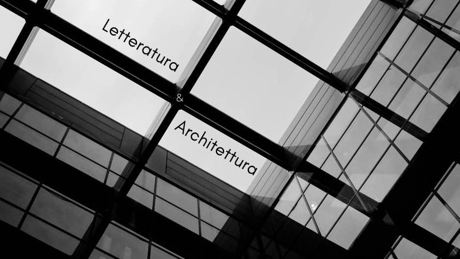 foto copertina articolo architettura e letteratura