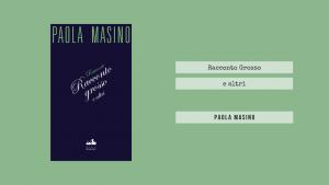 Copertina Paola Masino Racconto grosso e altri
